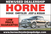 Link to Horne Motors